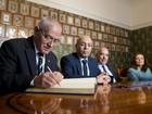 Ganhadores do Nobel da Paz receberão medalha feita de 'ouro ético'