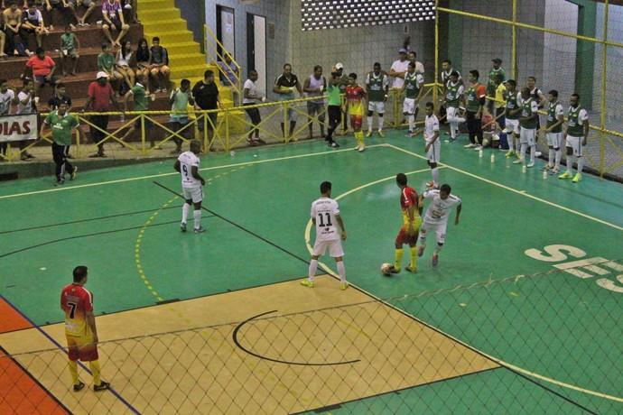 Copa TV Grande Rio, Juazeiro, Trindade (Foto: Emerson Rocha)