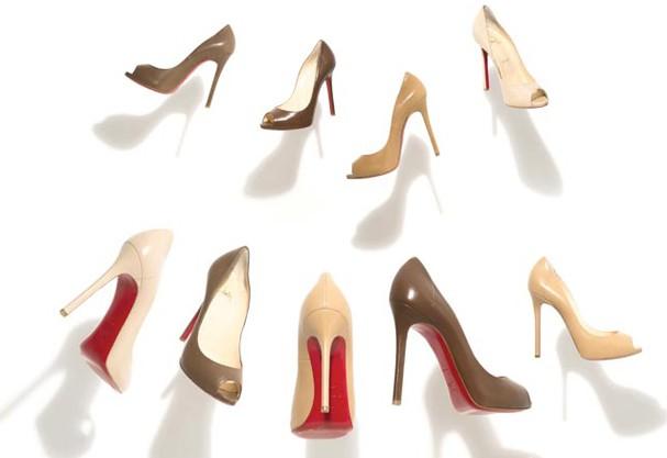 Louboutin, nude shoes (Foto: Divulgação)