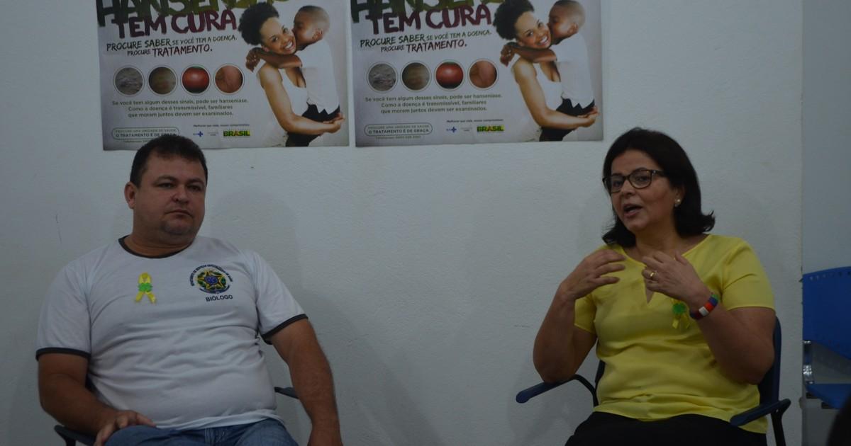 Ações de combate a hanseníase são intensificadas em Ji-Paraná, RO - Globo.com