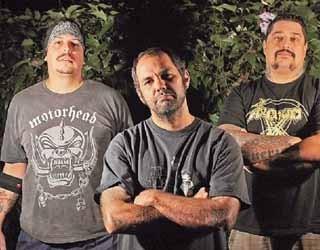 The Mullet Monster Mafia (Foto: Divulgação)