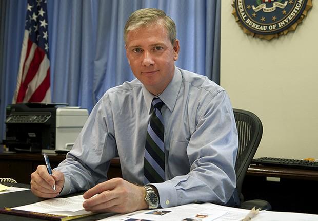 James Trainor trabalha no FBI e hoje é especialista em risco cibernético (Foto: Reprodução/Facebook)