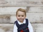 Coletinho usado pelo príncipe George em fotos oficiais de Natal esgota