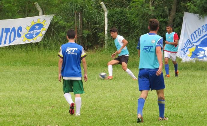 Peneira do São José EC (Foto: Divulgação/São José Esporte Clube)