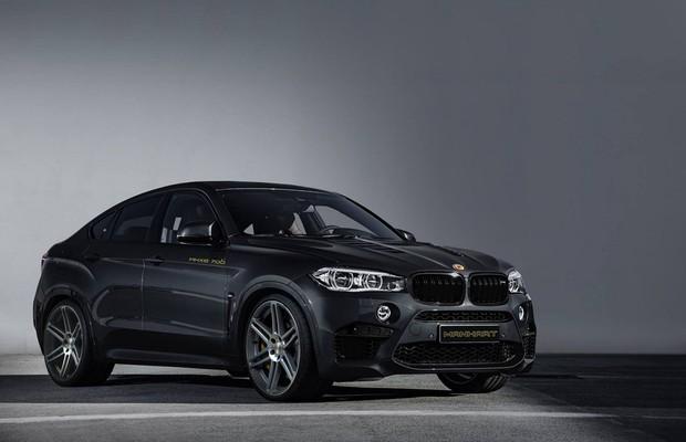 BMW X6 M Manhart (Foto: Divulgação)
