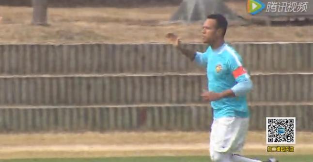 BLOG: Time de Luxa na China derrota rival com gol de Luis Fabiano e confusão no fim