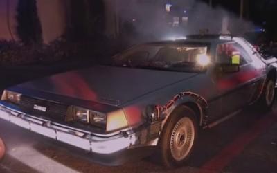 DeLorean de Tony Parker (Foto: Reprodução internet)