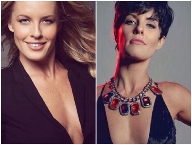 O antes e depois de Ju Valcézia (Foto: Reprodução/Instagram)
