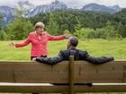 Barack Obama se reunirá com Angela Merkel em abril na Alemanha