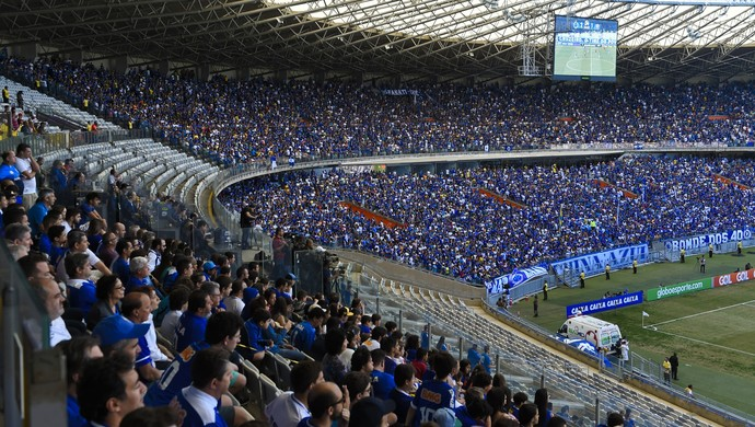 Mineirão; Cruzeiro (Foto: Light Press)