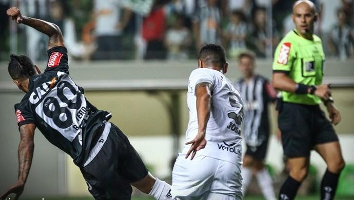 Otero comemora gol pelo Atlético-MG (Foto: Bruno Cantini/ Atlético-MG)