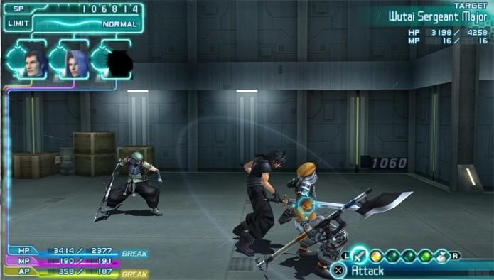 Crisis Core: Final Fantasy 7 (Foto: Divulgação)