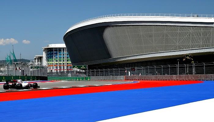 Felipe Massa na Rússia