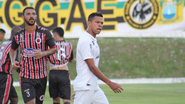 3bb580f21e ABC x Força e Luz - Campeonato Potiguar 2018 - globoesporte.com
