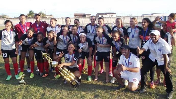 União Desportiva conquista título alagoano (Foto: Divulgação Federação Alagoana de Futebol)