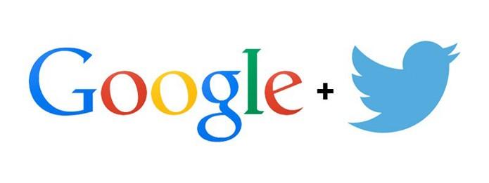 Parceria entre empresas vai disponibilizar tuítes em tempo real no Google (foto: Reprodução)
