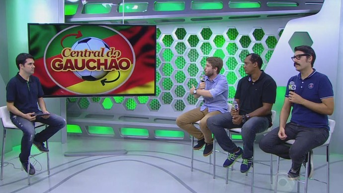Central do Gauchão  (Foto: Reprodução / RBS TV)