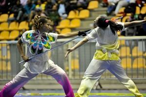 Kung Fu Wushu em Cuiabá (Foto: Mayke Toscano/Secom-MT)