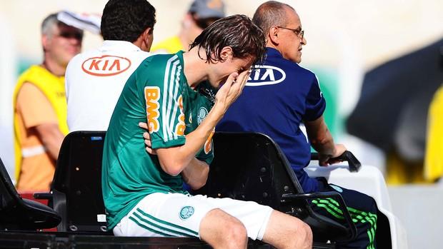 Henrique Palmeiras x Fluminense (Foto: Marcos Ribolli / Globoesporte.com)