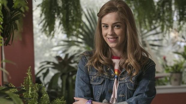 Sophia Abrahão comemora papel em 'A Lei do Amor' (Raphael Dias/Gshow)
