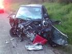 Mulheres morrem em acidente entre carro e caminhão em Butiá, no RS