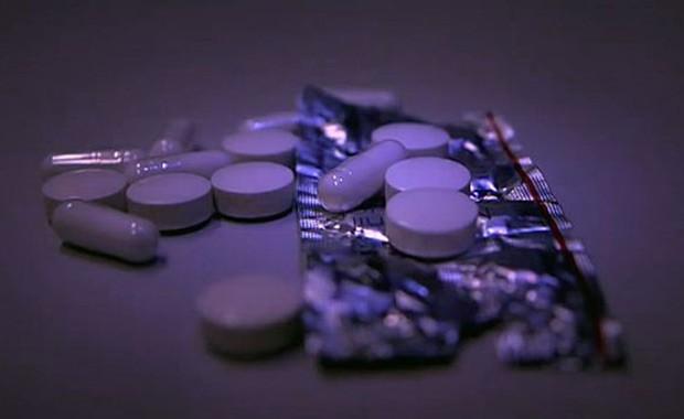 O repórter da BBC descobriu que seu corpo rejeitou a pílula (Foto: BBC)