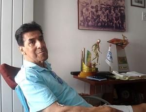 Morre o ex-zagueiro do Grêmio Airton Pavilhão  (Foto: Globoesporte.com)