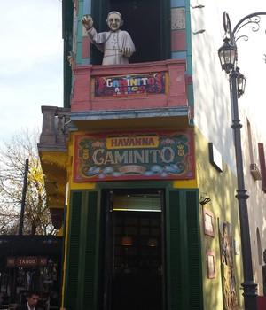 Caminito, ponto turístico de Buenos Aires (Foto: Marco Astoni)