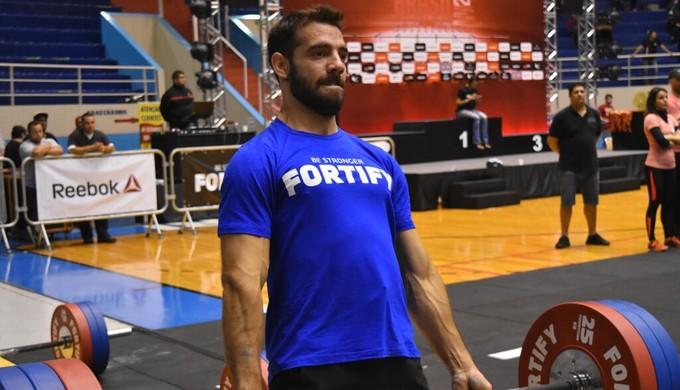 Atleta de Poços é o 6º homem mais condicionado do Brasil. (Foto: Reprodução boxinside.me)