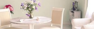 Móveis desgastados? Aprenda a fazer uma decoração Shabby Chic (Shutterstock)
