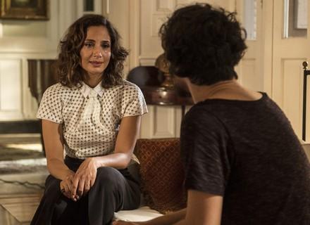 Tereza incentiva Miguel a se armar contra o avô
