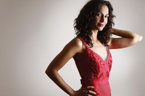 Camila Pitanga (Foto: Marcos Pinto)