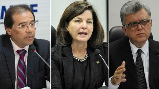 Foto: (Marcelo Camargo/Agência Brasil; Antonio Cruz/Agência Brasil; Antonio Cruz/Agência Brasil)