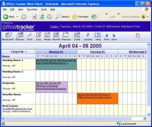 Office Tracker