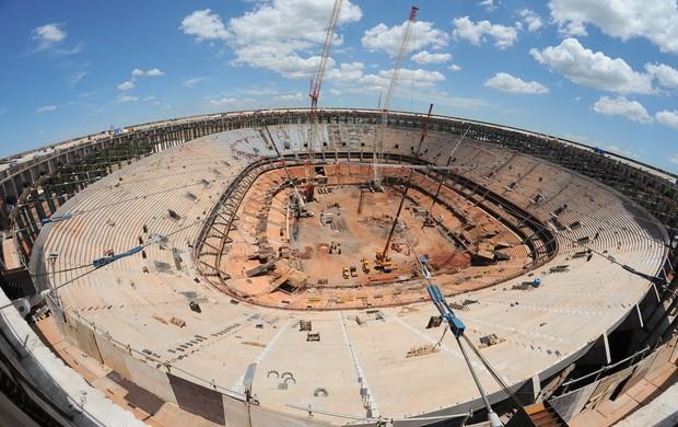 Estádio Nacional de Brasília Mané Garrincha (Foto: Mary Leal / GDF)