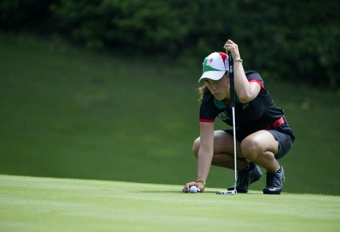 golfe nanquim jogos olimpicos da juventude (Foto: Divulgação)