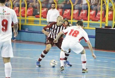 Ciço Orlândia Sorocaba Liga Futsal (Foto: Márcio Damião/Divulgação)