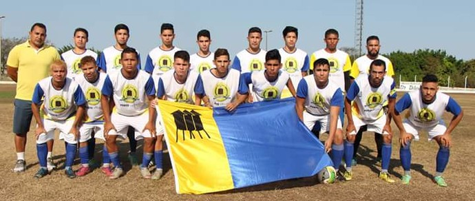 Atletas da Seleção Porto Velho no JIR (Foto: Deutz Costa / Arquivo Pessoal )