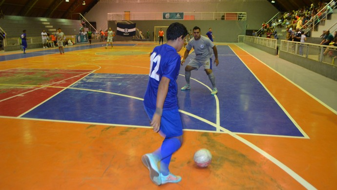 Copa Rede Amazônica de Futsal; Amapá (Foto: Jonhwene Silva/GE-AP)