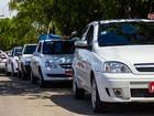 Taxistas de Alagoas passam a cobrar bandeira 2 a partir deste domingo (6)