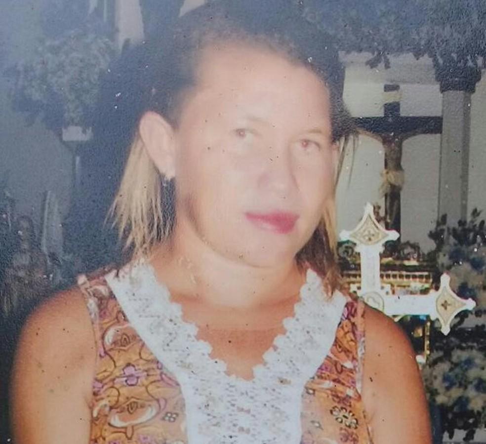 Maria José Dias tinha 27 anos e estava grávida de cinco meses (Foto: Arquivo da Família)
