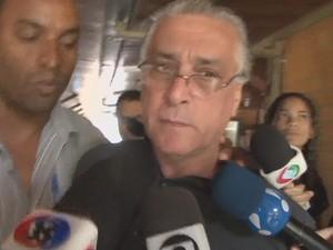 Médico Pedro Augusto Ramos foi preso em Ariquemes, RO (Foto: Reprodução/TV Ariquemes)