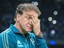 """Narrador vê Palmeiras pressionado  e alerta para risco de """"hecatombe"""""""
