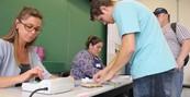 Consulte o local de votação (Consulte o local de votação (Fernando Lopes/G1))