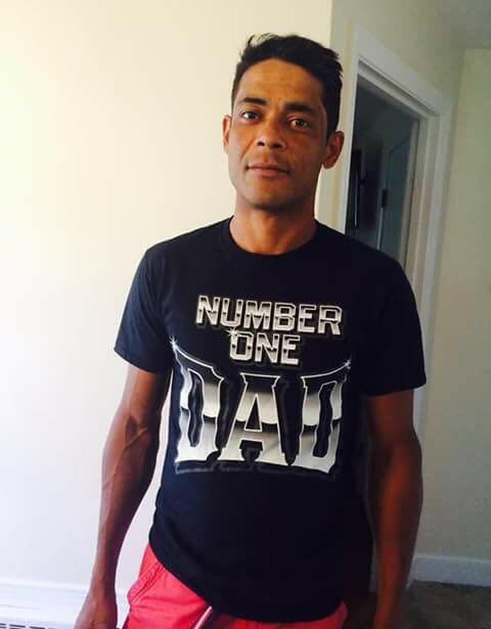 Sidney da Silva fez o último contato com a família na quinta-feira (18). (Foto: Arquivo Pessoal)