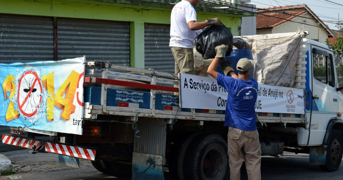 Operação 'Bairro Limpo' de Arujá tem cronograma definido até abril - Globo.com