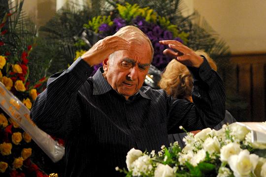 Elias Gleizer em Caminho das Índias (2009) (Foto: João Miguel Júnior/TV Globo)