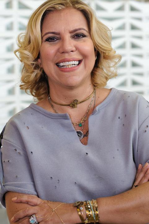 Astrid Fontenelle (Foto: Mrcia Alves)
