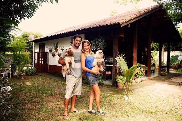 Debby Lagranha posa para o EGO (Foto: Marcos Serra Lima/EGO)
