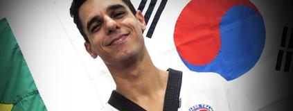 Adeus aos inaladores: Taekwondo ajuda Fabrício a controlar a bronquite (Eu Atleta)